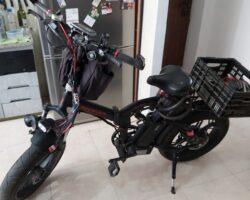 אופניים חשמליים למכירה Magnesium©