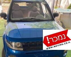 רכב תפעולי | מכונית חשמלית תפעולית | תצורת SUV