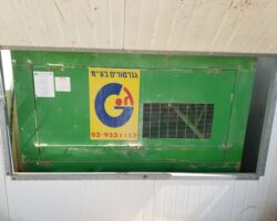 גנרטור גדול למכירה